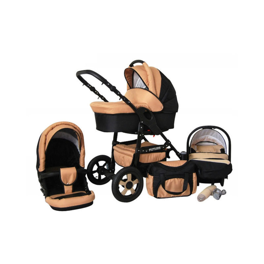 3in1 Combi kinderwagen Future 4-1