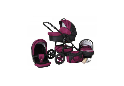 3in1 Combi kinderwagen Future 5