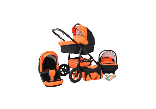 3in1 Combi kinderwagen Future 6