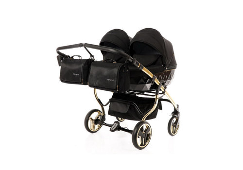 Tweeling kinderwagen Diamond Supreme Duo 04