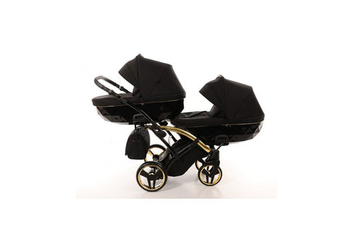 Tweeling kinderwagen Diamond Supreme Duo Slim 04