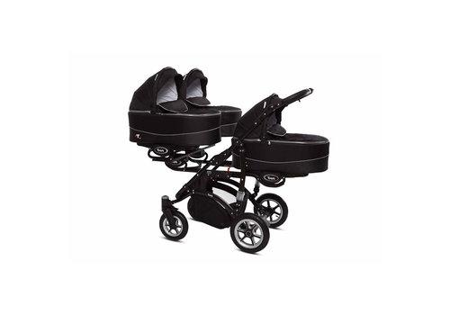 Drieling kinderwagen Trippy Premium 07 - zwart