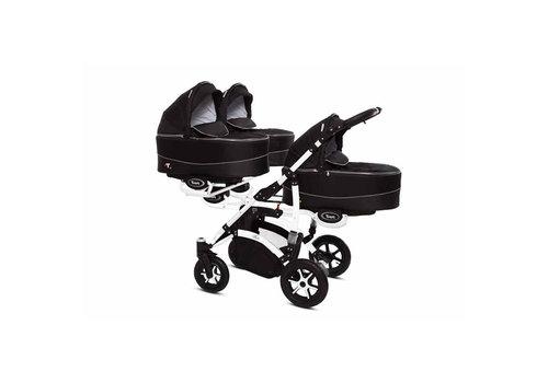Drieling kinderwagen Trippy Premium 07 - wit