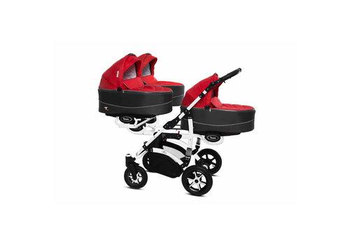 Drieling kinderwagen Trippy Premium 08 - wit