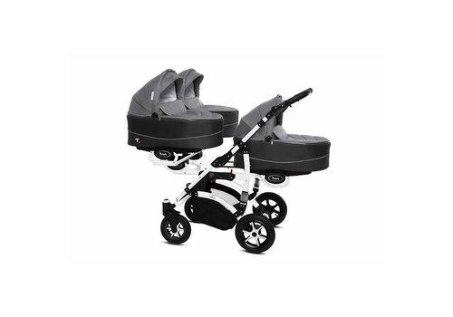 Drieling kinderwagen Trippy Premium 09 - wit