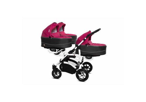 Drieling kinderwagen Trippy Premium 10 - wit