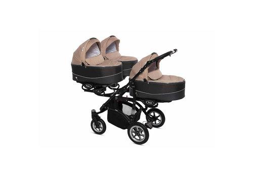 Drieling kinderwagen Trippy Premium 12 - zwart