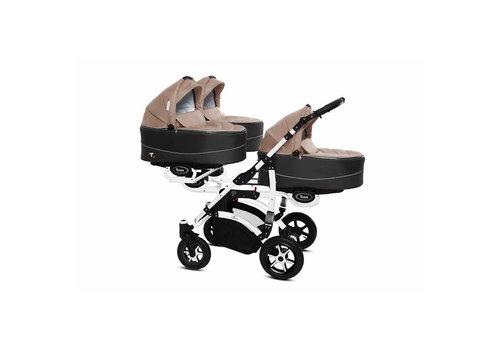 Drieling kinderwagen Trippy Premium 12 - wit