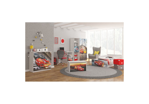 Complete Disney kinderkamer Cars 3
