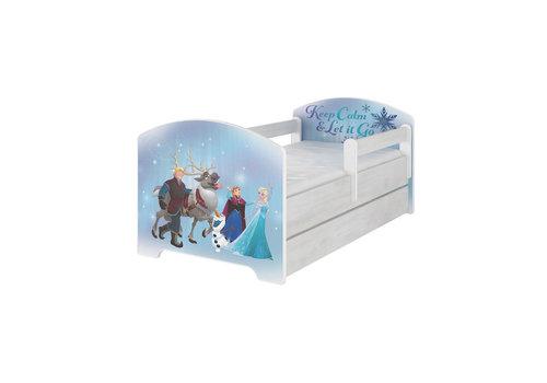 Compleet Disney kinderbed - Frozen