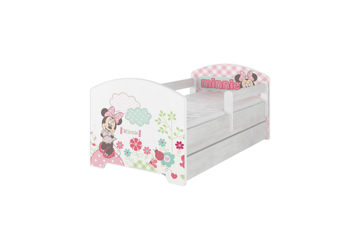 Compleet Disney kinderbed - Minnie Mouse