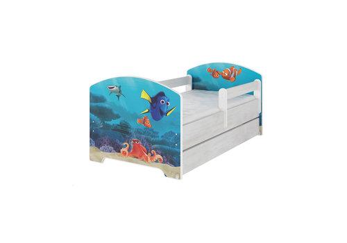 Disney kinderbed - Dory & Nemo