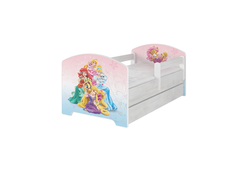 Compleet Disney kinderbed - Palace Pets