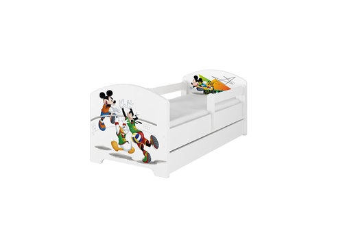 Disney kinderbed - Mickey Volleybal