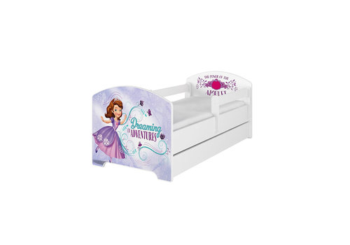Disney kinderbed - Sofia