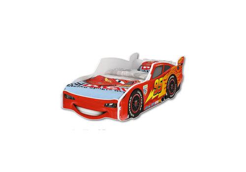 Disney autobed - Cars - Lightning McQueen