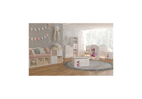 Disney Babykamer Minnie in Parijs