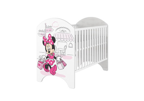 Disney baby ledikantje Minnie in Parijs