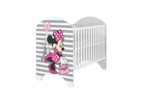 Disney baby ledikantje Minnie in Parijs 1
