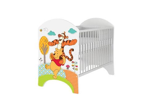 Disney baby ledikantje Winnie de Poeh met Teigetje