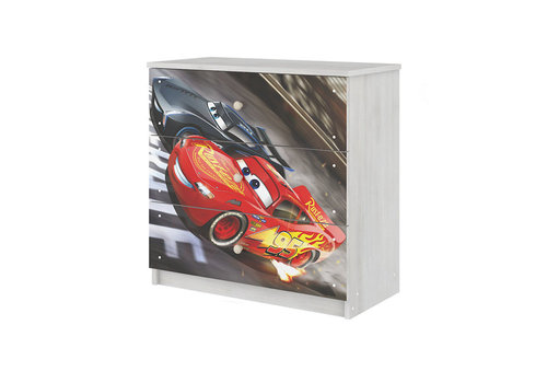 Disney commode - ladekast Cars 3