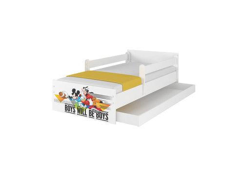 Disney kinderbed - Mickey en Vriendjes