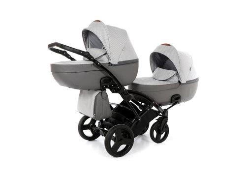 Tweeling kinderwagen Madena Duo Slim 1