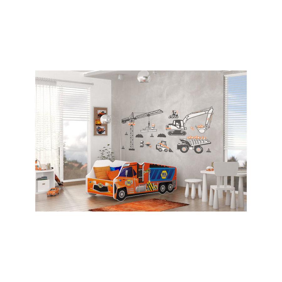 Autobed - Kiep vrachtwagen-3
