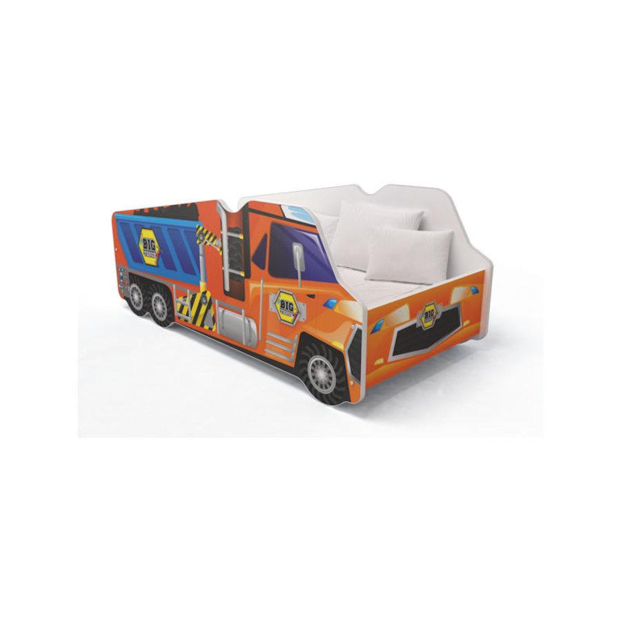 Autobed - Kiep vrachtwagen-1