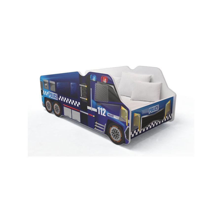 Autobed - Politie vrachtwagen-1