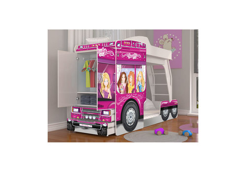 Stapelbed Mega Truck - Beauty