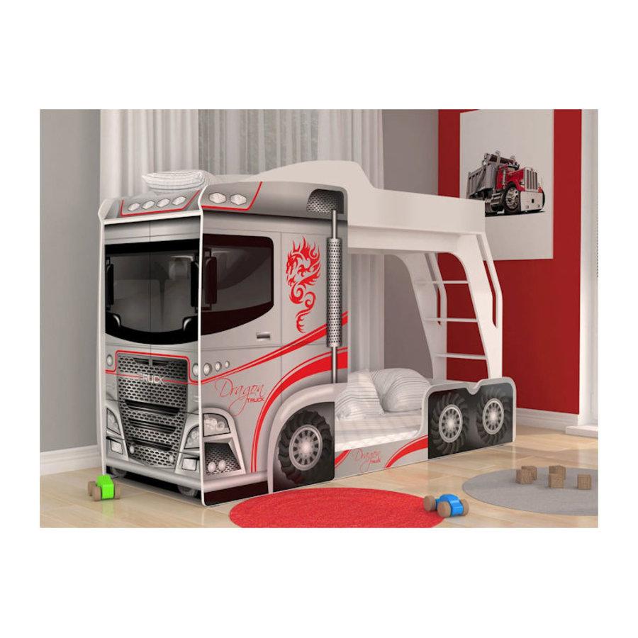 Stapelbed Mega Truck Dragon