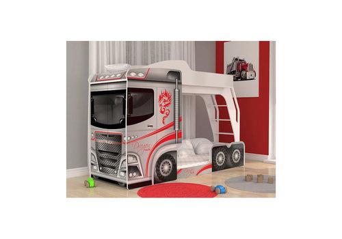 Stapelbed Mega Truck - Dragon