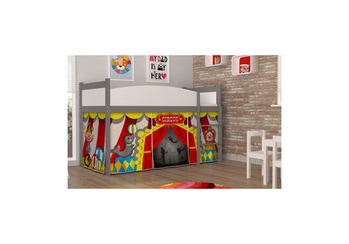 Halfhoogslaper Circus