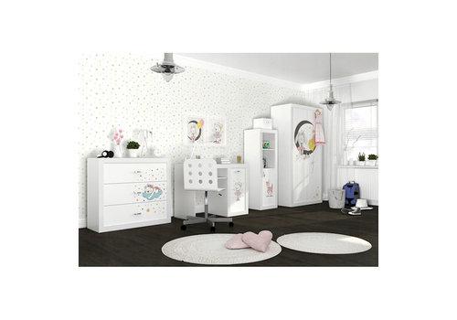 Complete kinderkamer Filly 09 - Beertje - meisje