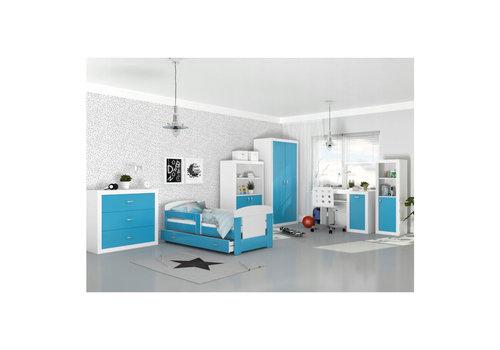 Complete kinderkamer Filly - blauw