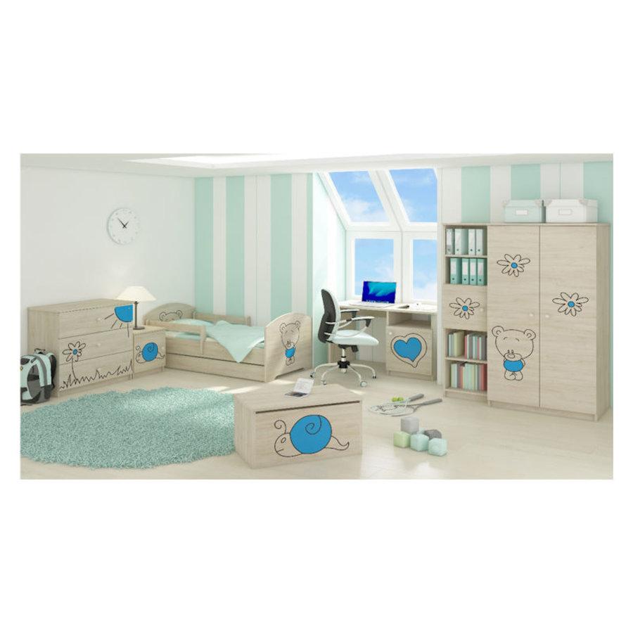 Babykamer Beertje Blauw-3