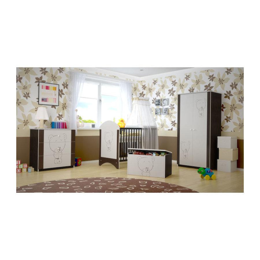 Babykamer Bruin Beertje-1
