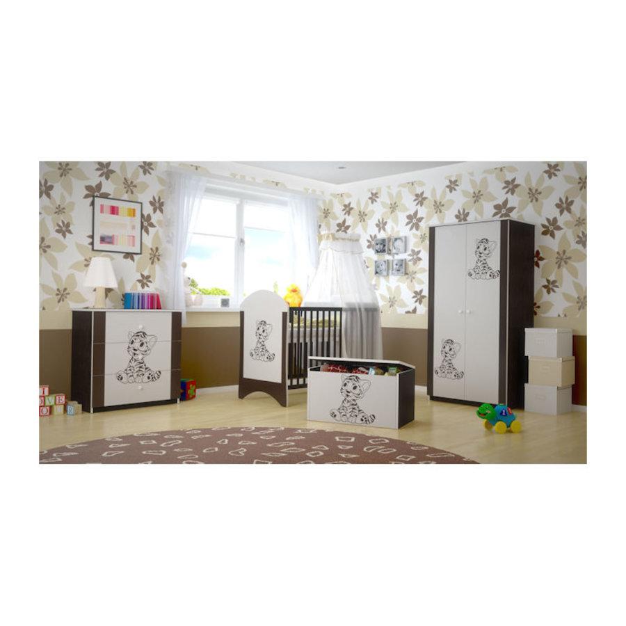 Babykamer Bruin Tijgertje-1