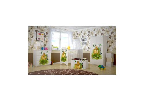 Babykamer Hertje