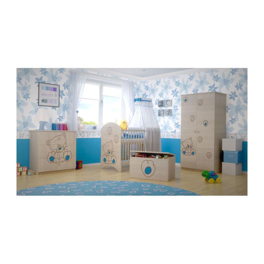 Babykamer Kitten Blauw-1