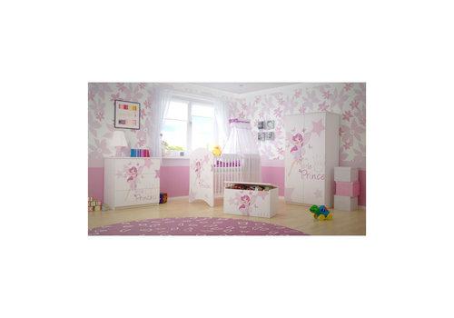 Babykamer Kleine Prinses