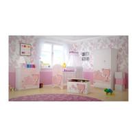 thumb-Babykamer Roze Beertje-1