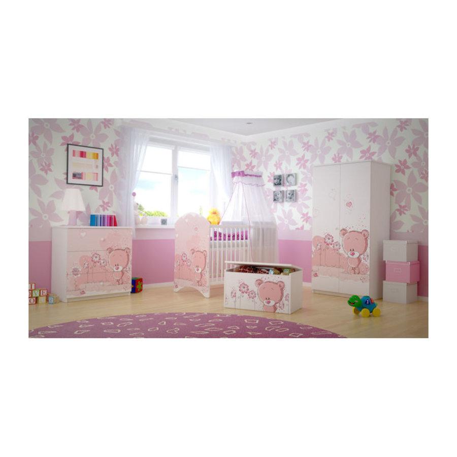Babykamer Roze Beertje-2