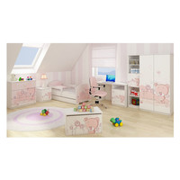 thumb-Babykamer Roze Beertje-3