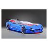 Autobed - Racebed Street racer GT1 - blauw
