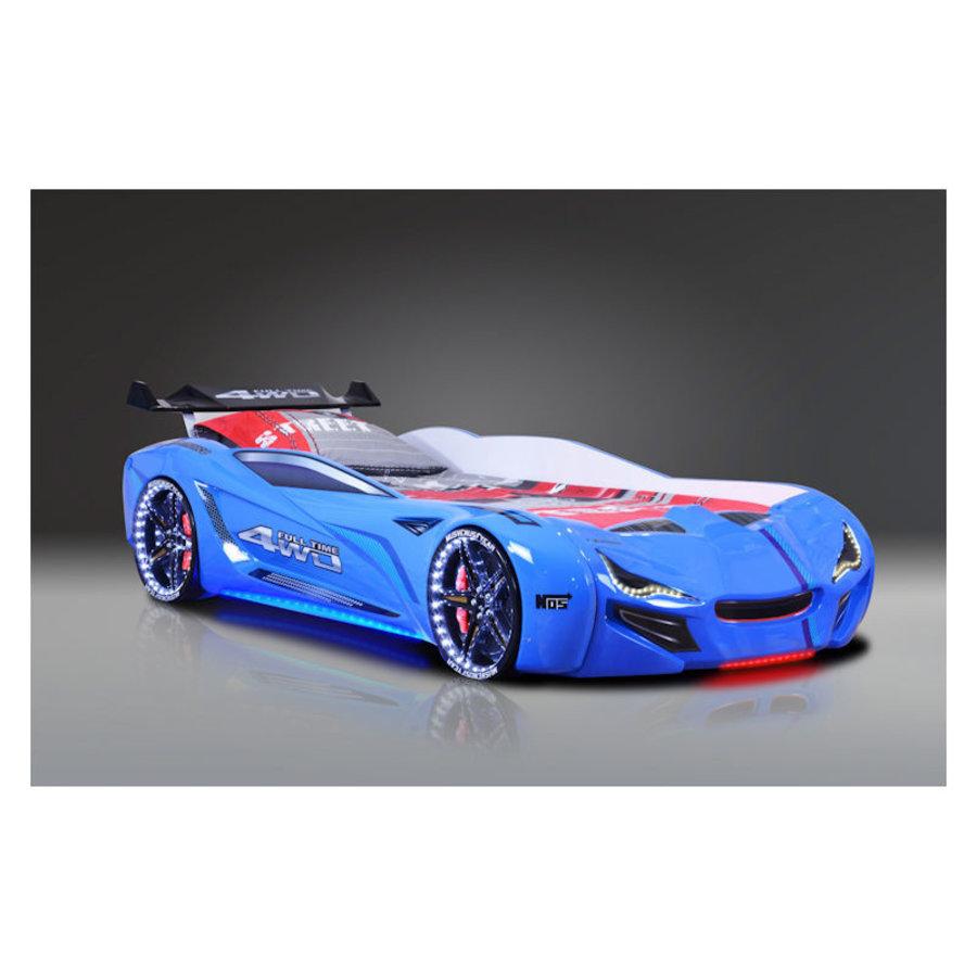 Autobed - Racebed Street racer GT1 - blauw-1