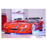 thumb-Autobed - Racebed Street racer GT1 - rood-2