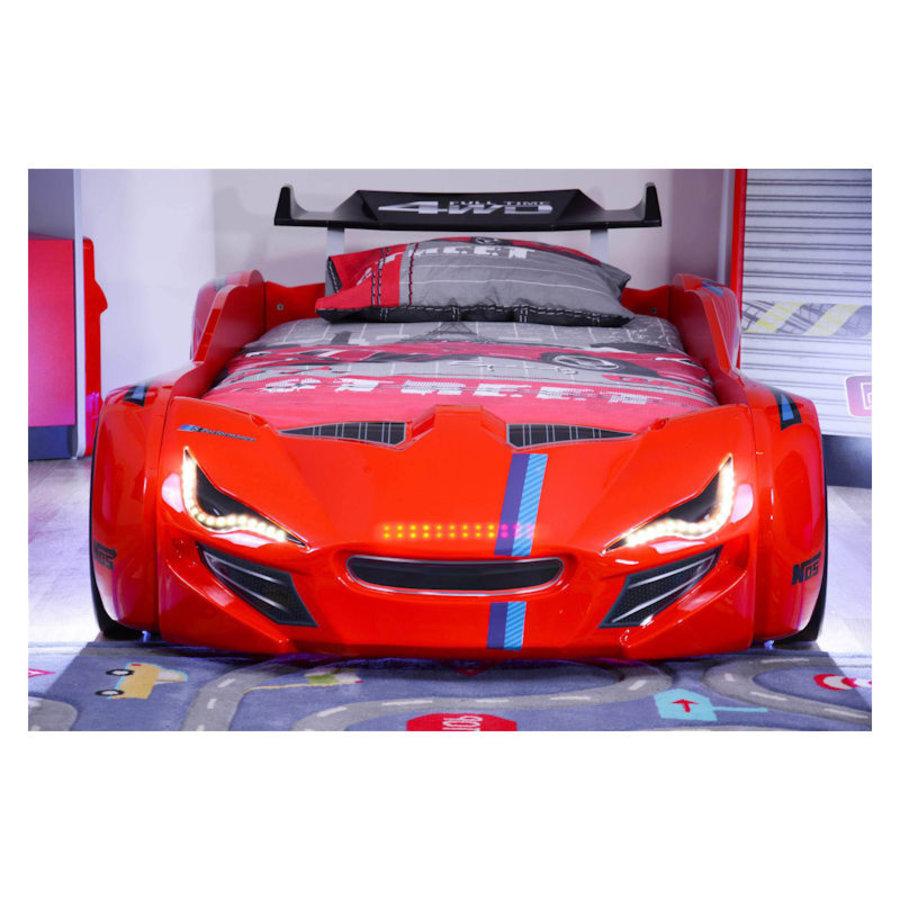 Autobed - Racebed Street racer GT1 - rood-3