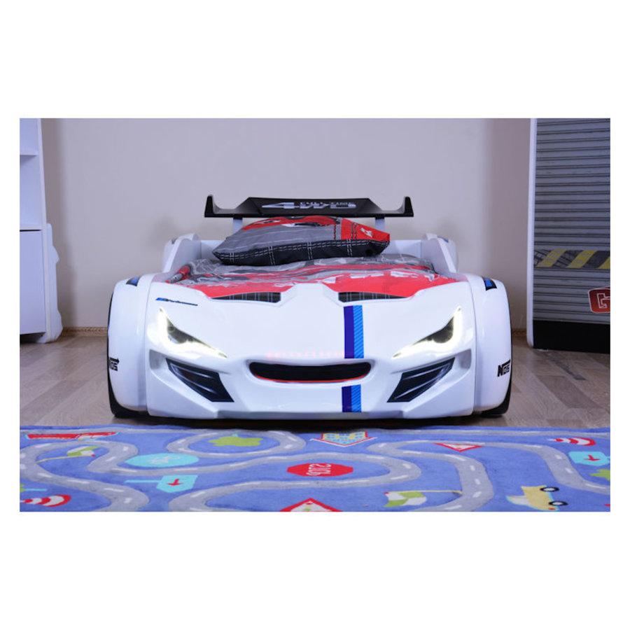 Autobed - Racebed Street racer GT1 - wit-2